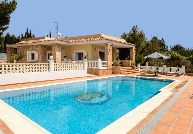 Villa in Ibiza - VILLA MARIA (CA NA)
