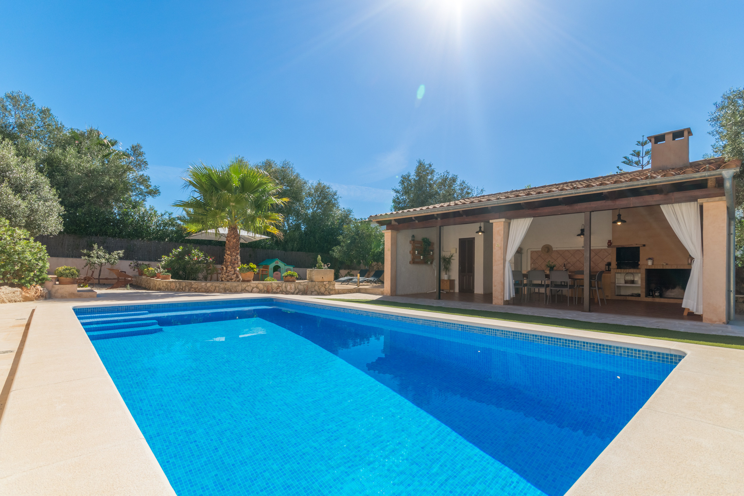 freistehendes Haus in Portocolom - Can Fiol Port, Chalet 5StarsHome Mallorca