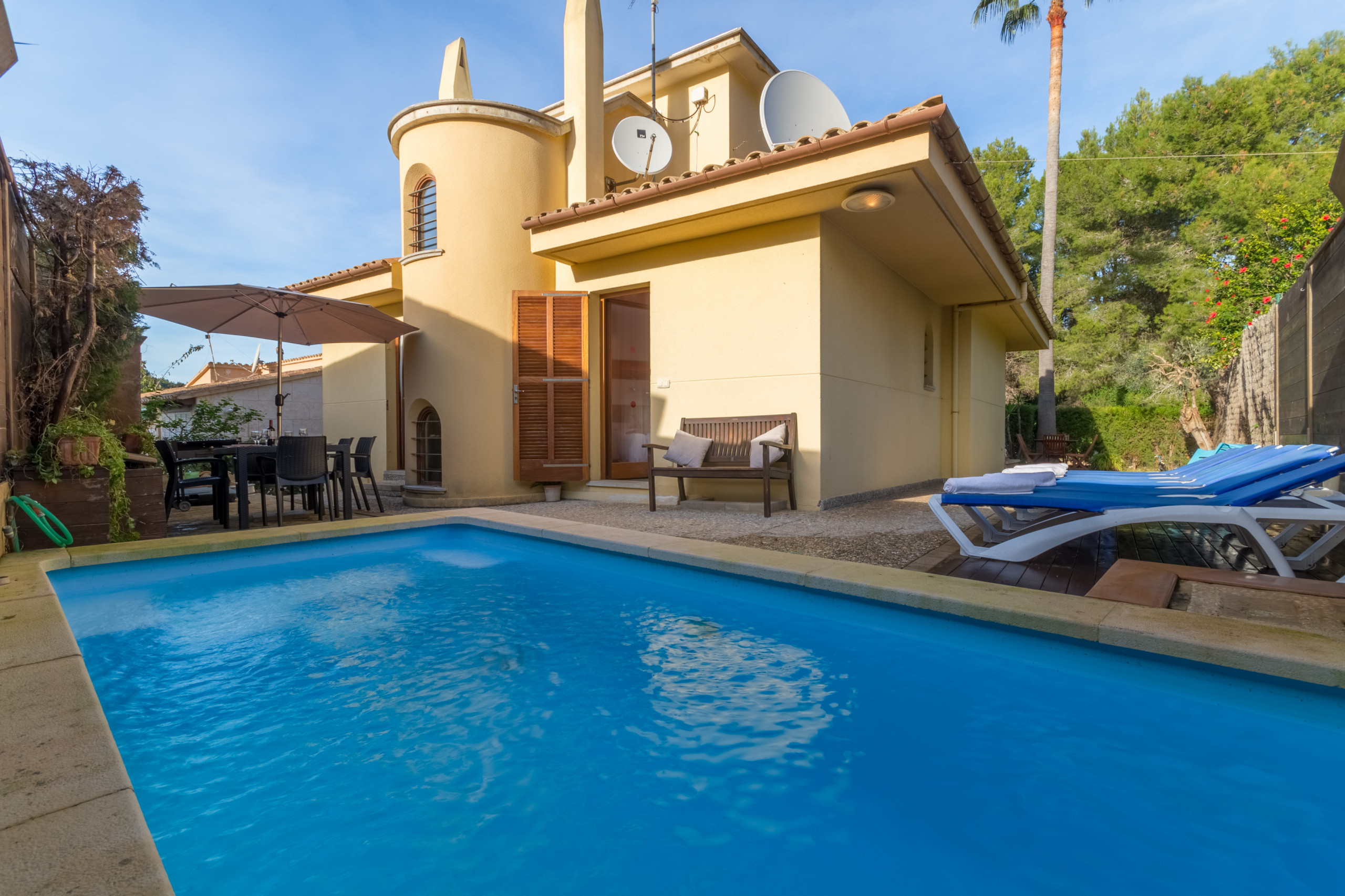 freistehendes Haus in Alcúdia - Can Cuart, Villa-Chalet 5StarsHome Mallorca