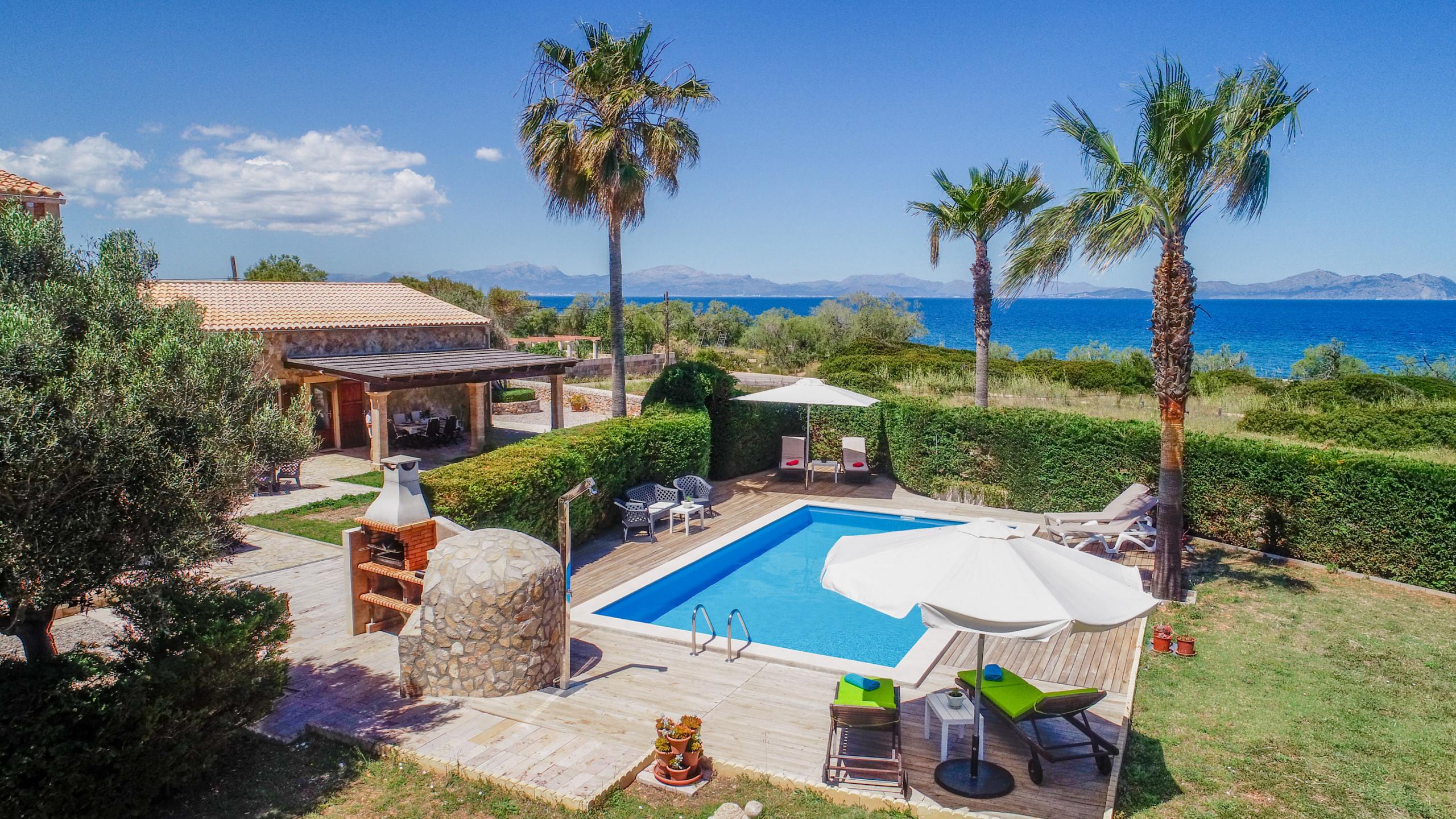 in Colonia de Sant Pere - Corb Mari Sea & Beach House, Finca 5StarsHome Mall
