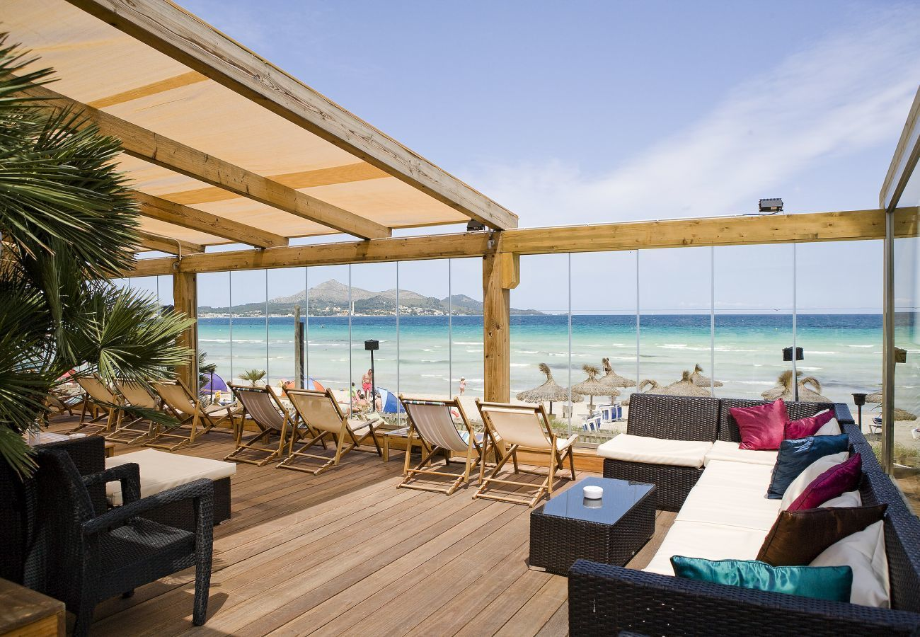 Ferienhaus in Port d´Alcudia - Mar y Lago, Beach House 5StarsHome Mallorca
