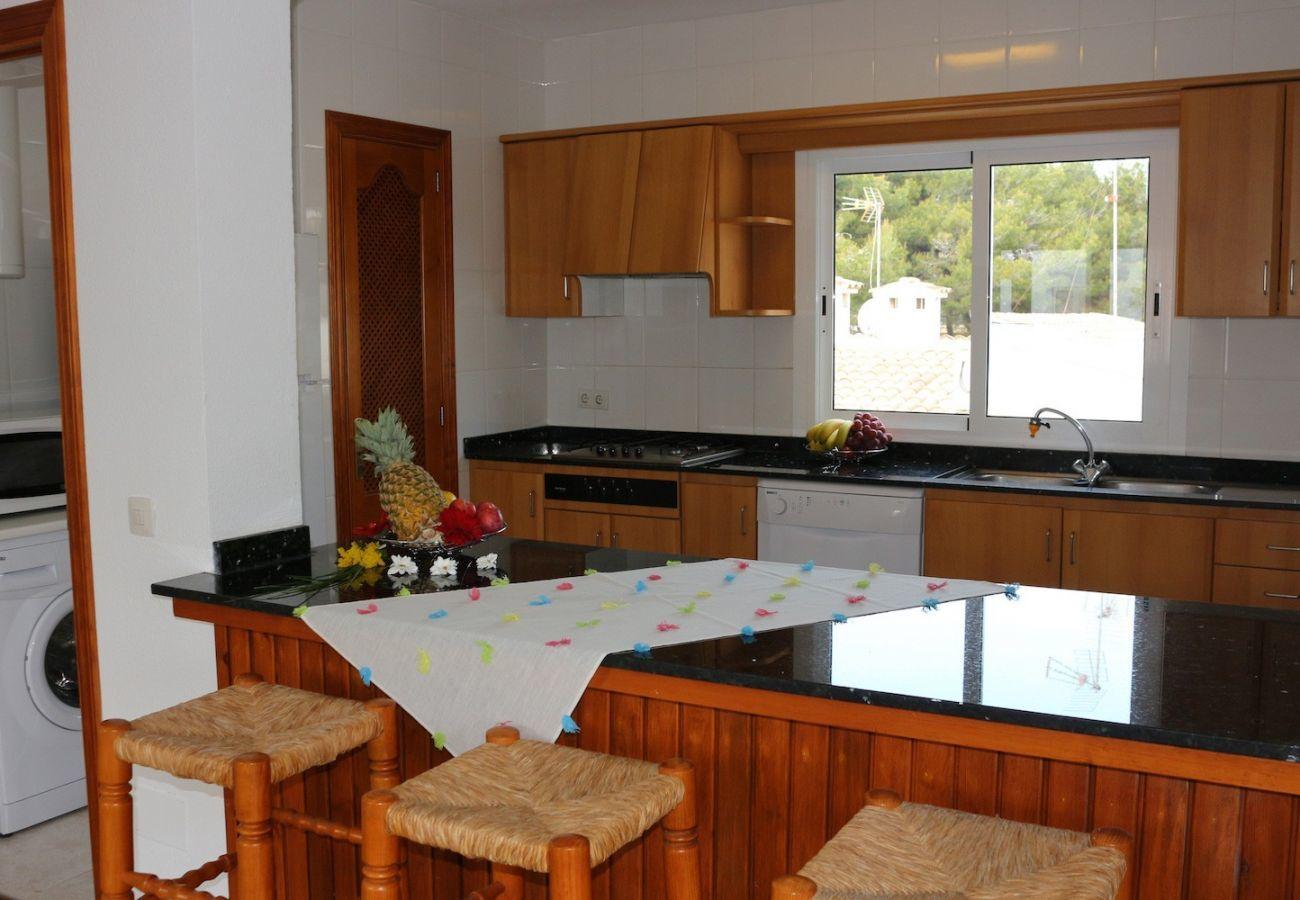 Ferienhaus in Platja de Muro - Violeta Beach House GF, Villa 5StarsHome Mall