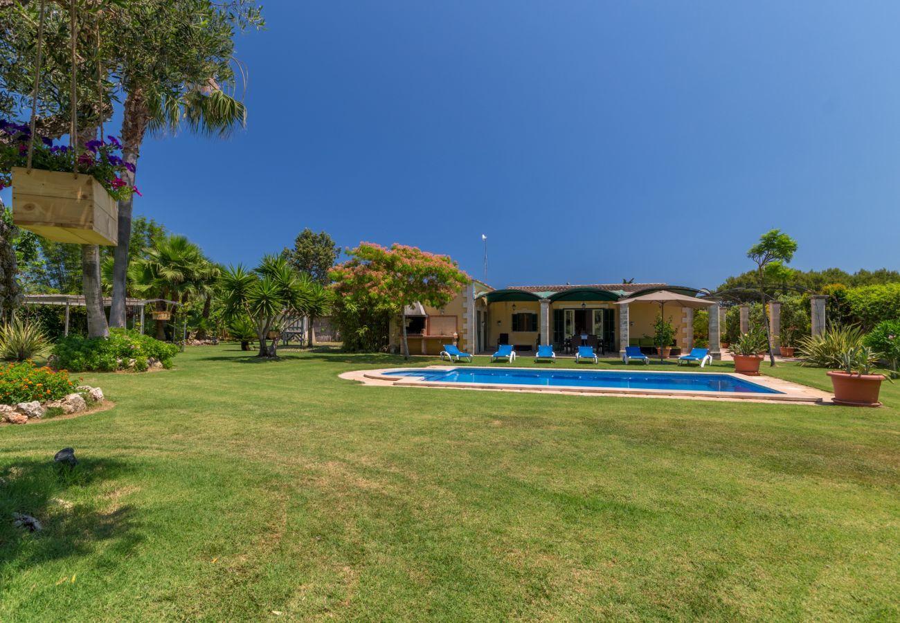 Landhaus in Platja de Muro - Can Branca Natural Beach, Villa 5StarsHome Mallorc