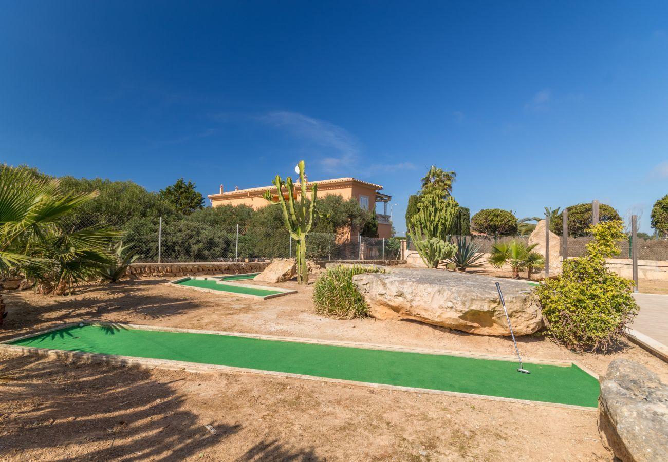 Villa in LLucmajor - La Primera Brisa, Villa 5StarsHome Mallorca