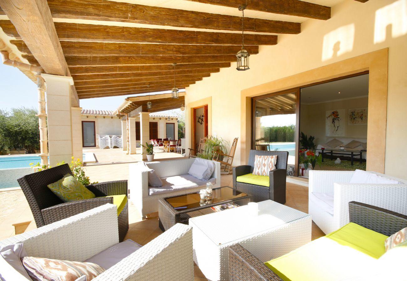 Landhaus in Selva - Sa Xabola, Finca 5StarsHome Mallorca