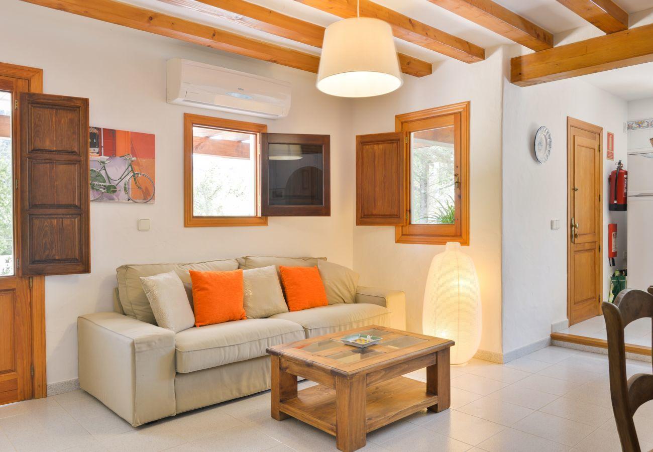 Landhaus in Sant Josep de Sa Talaia - Finca Romero II, Villa-Finca 5StarsHome Ibiza