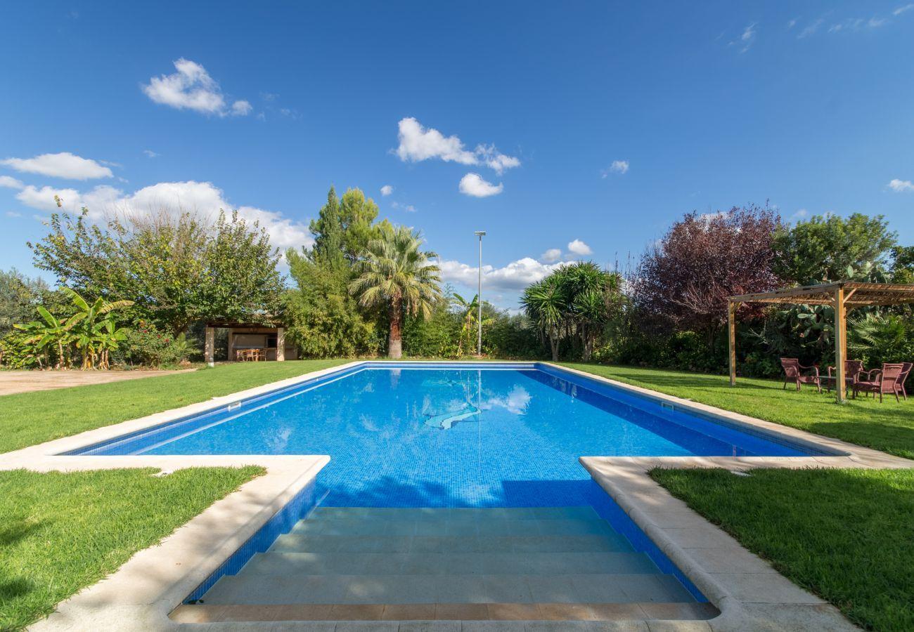 Landhaus in Buger - Sa Rata (Can Berguins), Finca 5StarsHome Mallorca