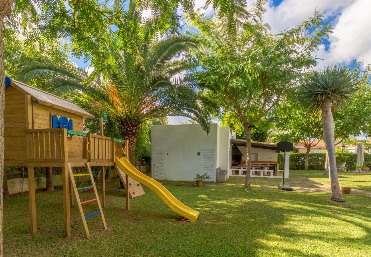 Ferienhaus in Platja de Muro - Can Catlar, Beach House 5StarsHome Mallorca