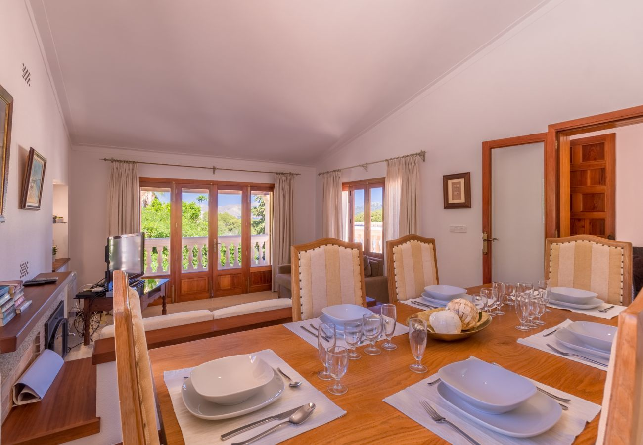 Ferienhaus in Alcudia - Malva, House 5StarsHome Mallorca