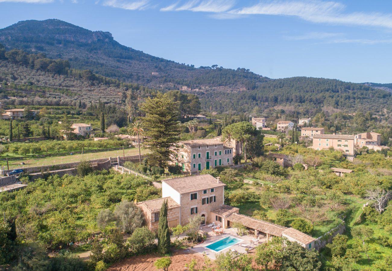 Landhaus in Sóller - Sa Frontera, Finca 5StarsHome Mallorca