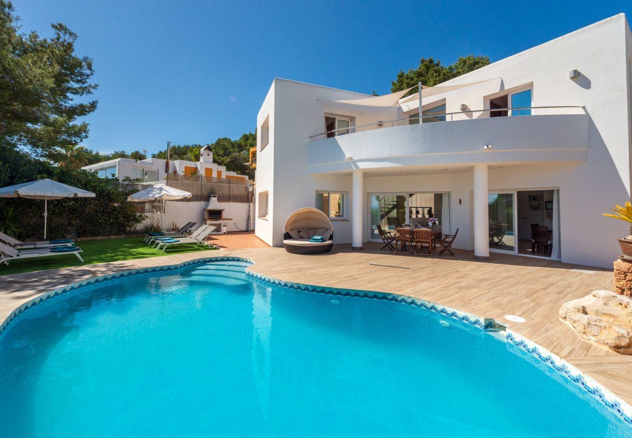 Ferienhaus in Sant Josep de Sa Talaia - Los Cuatro Arcos, Villa 5StarsHome Ibiza
