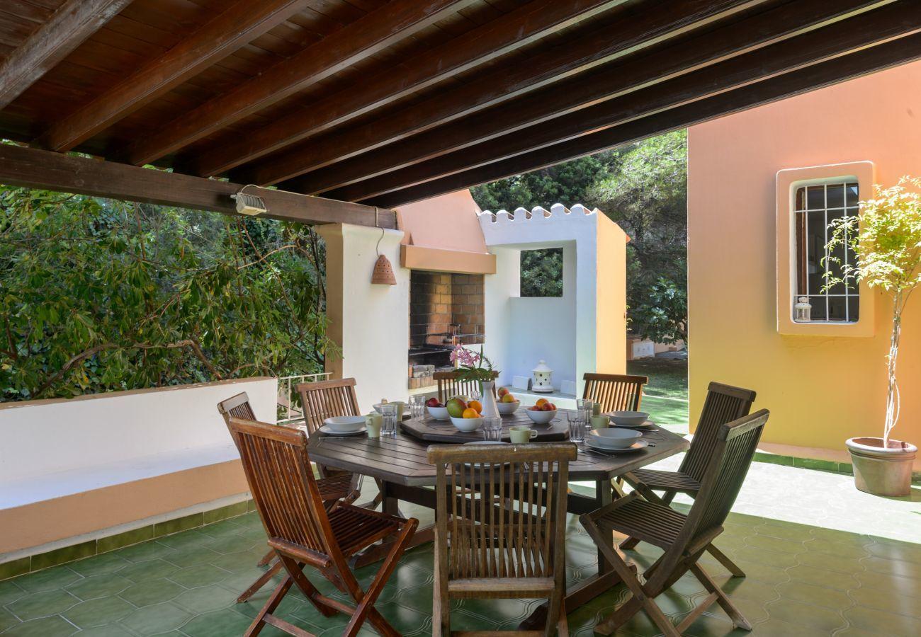 Villa in San Carlos/ Sant Carles de Peralta - Acapulco, Villa 5StarsHome Ibiza