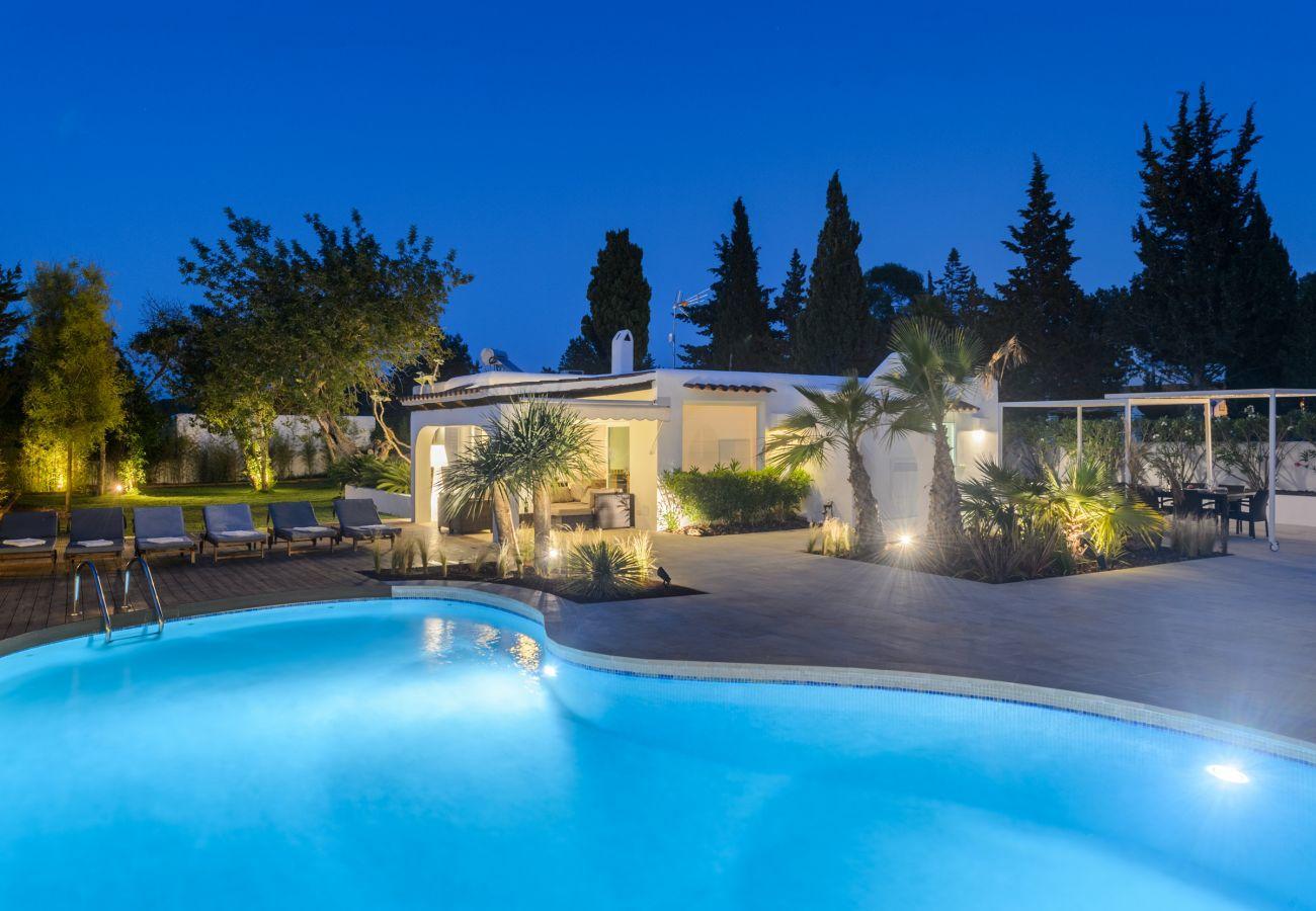 Villa in San Agustín / Sant Agustí d´ es Vedrà - Can Martona, Villa 5StarsHome Ibiza