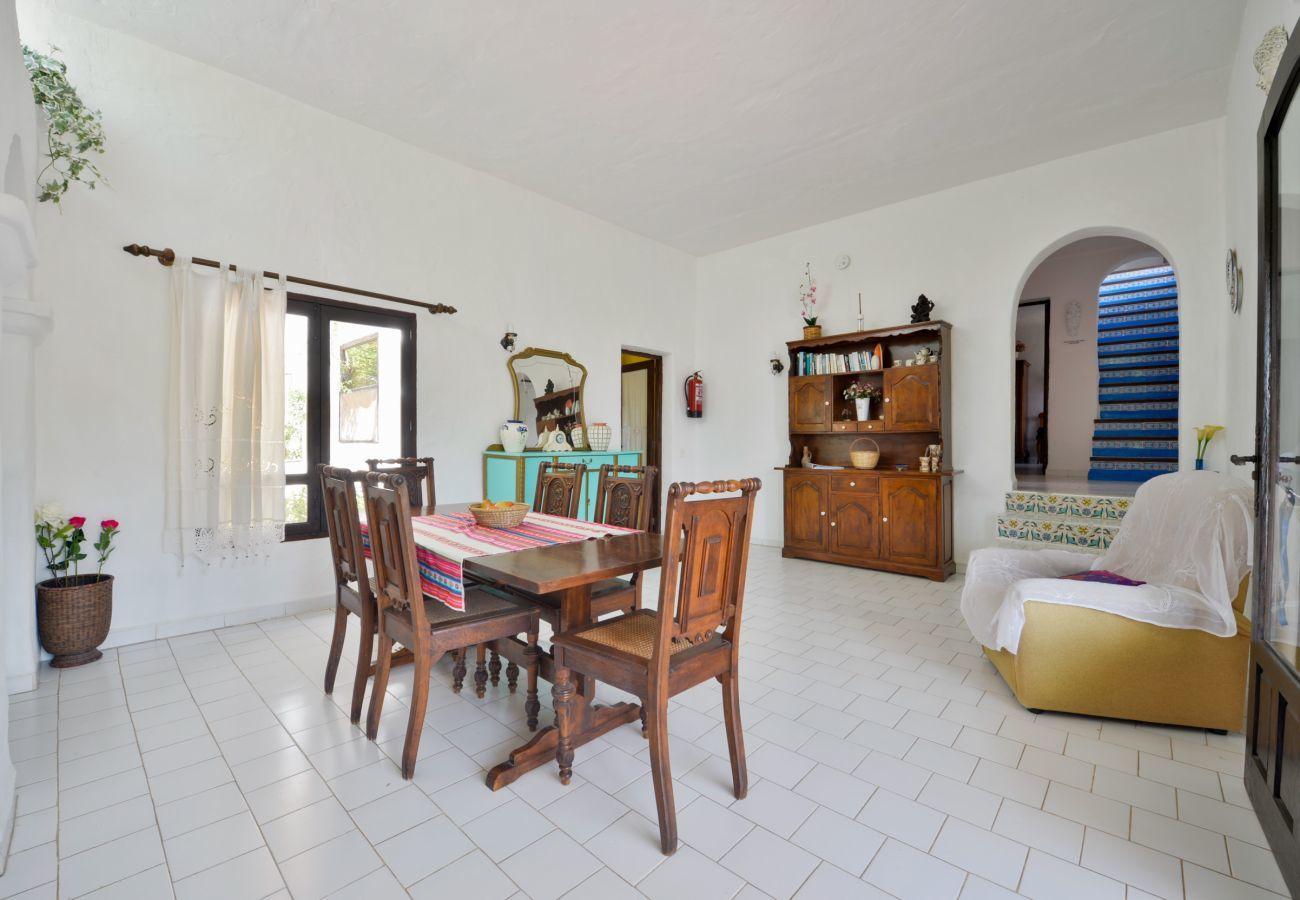 Villa in Sant Joan de Labritja - Sa Coloma, Villa-Finca 5StarsHome Ibiza
