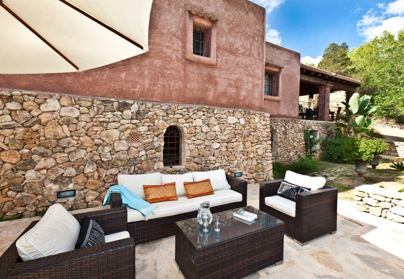Villa in Santa Eulària des Riu - Can Niko, Finca 5StarsHome Ibiza