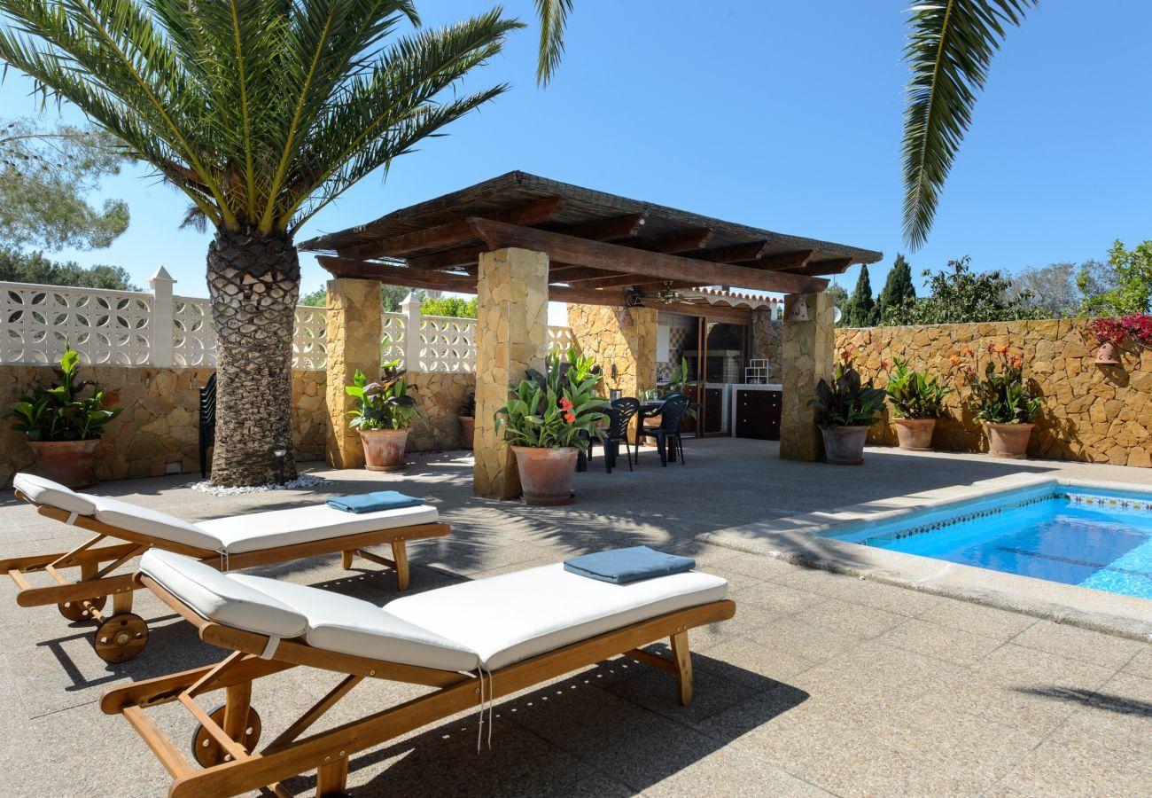 Landhaus in San Rafael de Sa Creu/ Sant Rafael de Sa Creu - Can Safres Raco, Finca 5StarsHome Ibiza