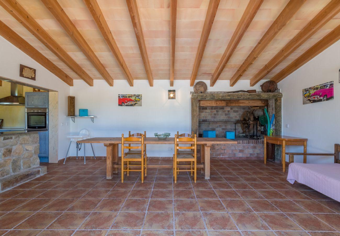 Ferienhaus in Arta - Es Voltor Negre, Finca 5StarsHome Mallorca