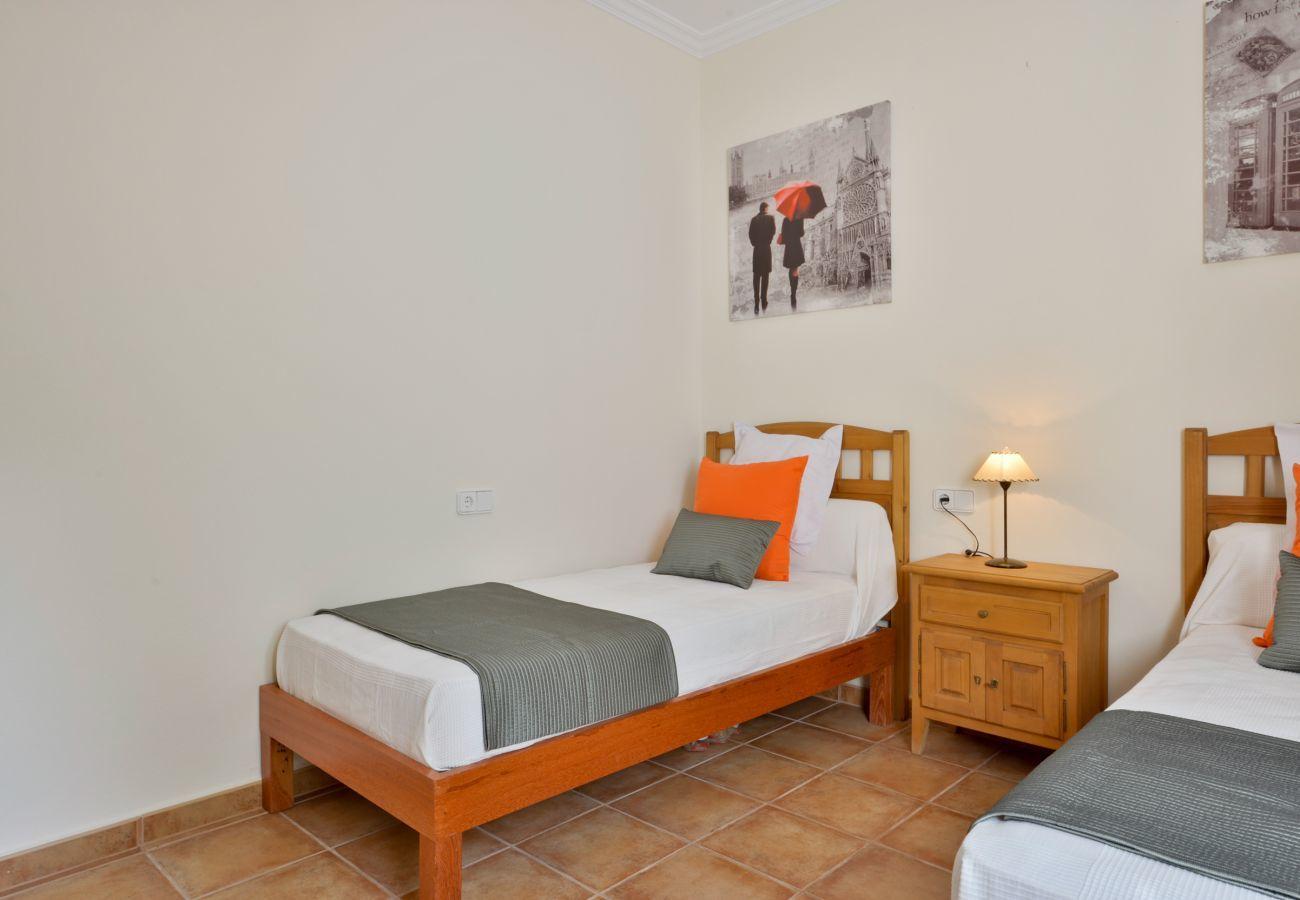 Ferienhaus in Santa Gertrudis - Duo, Villa-Finca 5StarsHome Ibiza