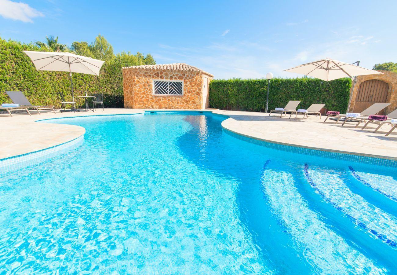 Villa in Sant Josep de Sa Talaia - Ca Na Lucia, Villa 5StarsHome Ibiza