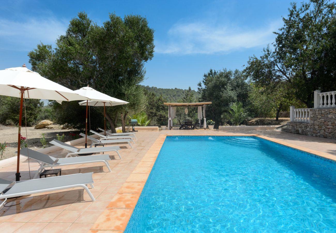 Landhaus in San Rafael de Sa Creu/ Sant Rafael de Sa Creu - Can Parra (Can Fumeral), Finca 5StarsHome Ibiza