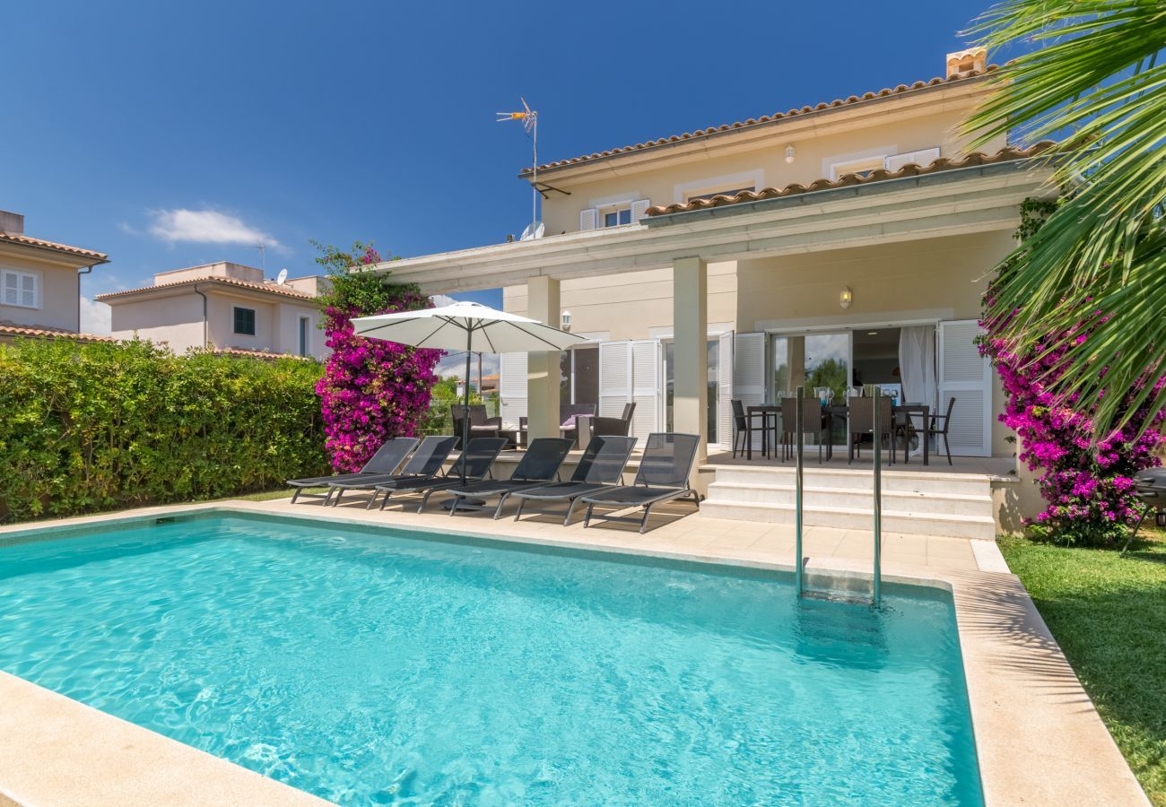 Villa in Alcudia - Brisa de Mar II, Villa 5StarsHome Mallorca