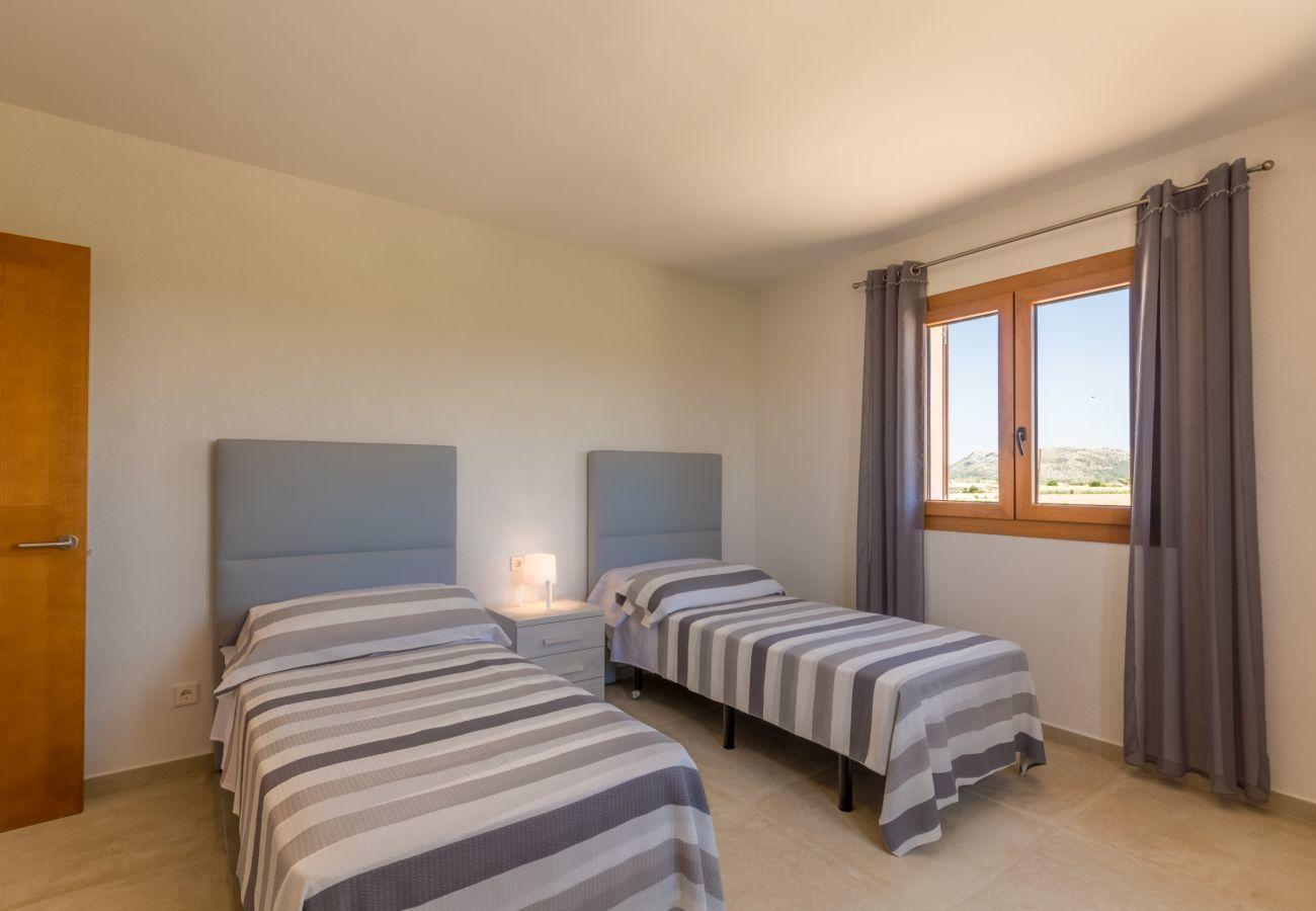Villa in Sa Pobla - Es Moli d'en Sion, Villa-Finca 5StarsHome Mallorca
