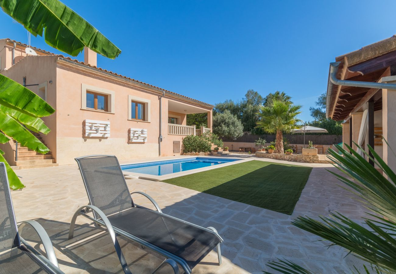 Chalet in Portocolom - Can Fiol Port, Chalet 5StarsHome Mallorca