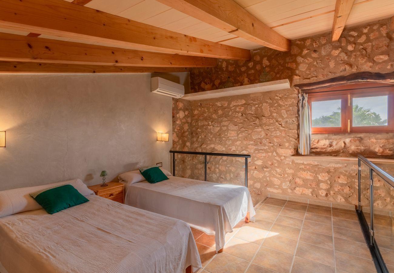 Landhaus in Algaida - Son Garbi  ,Casa Rural 5StarsHome Mallorca