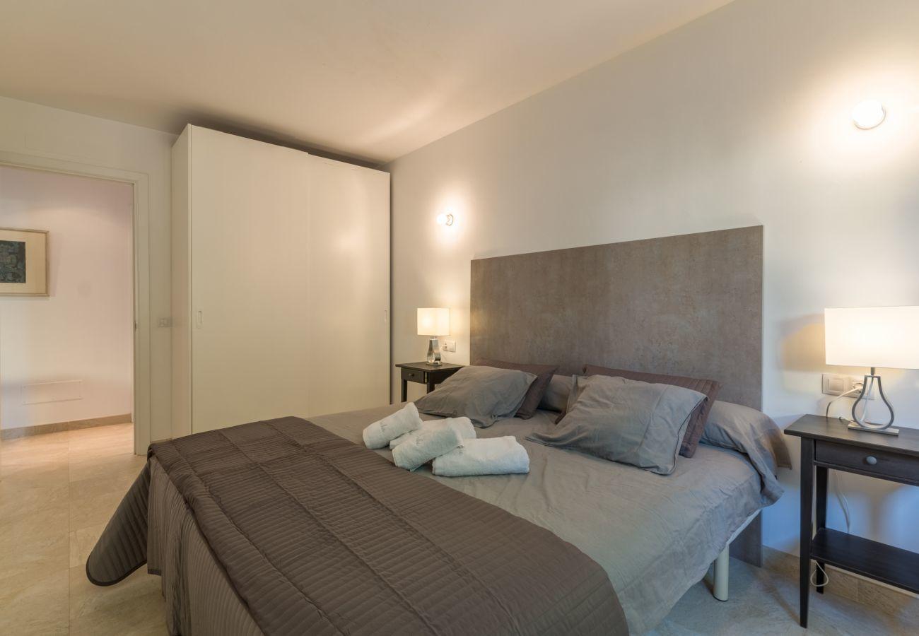 Ferienhaus in Platja de Muro - Aguiles 7 ,Beach House 5StarsHome Mallorca