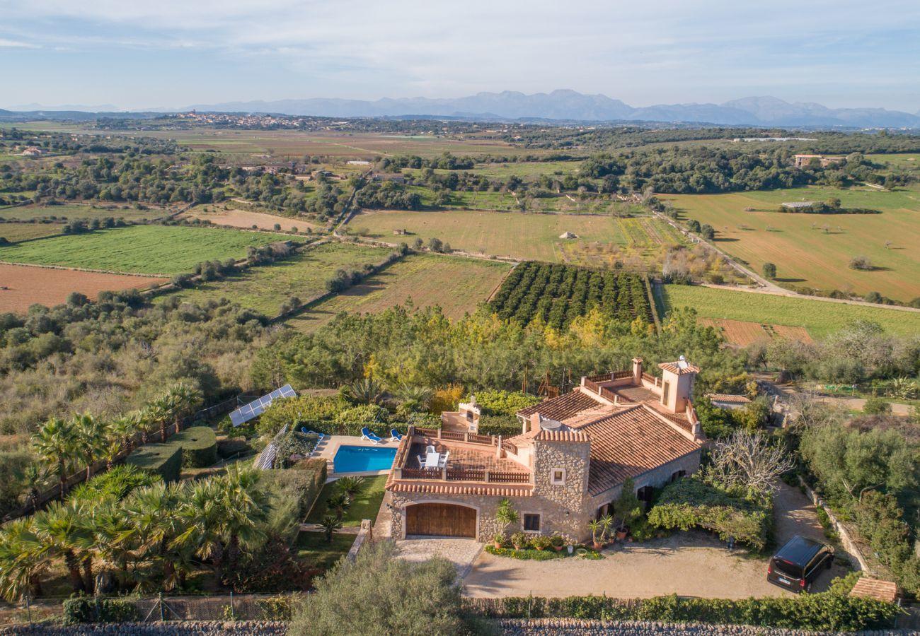 Landhaus in Ariany - Can Xisco Domatiga, Finca 5StarsHome Mallorca