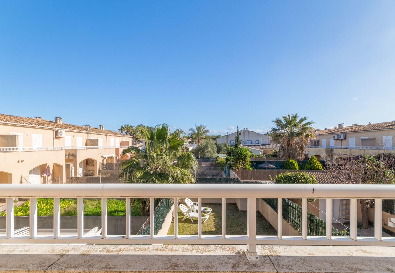 Stadthaus in Port d´Alcudia - Anai Bellevue, Terraced House Mallorca