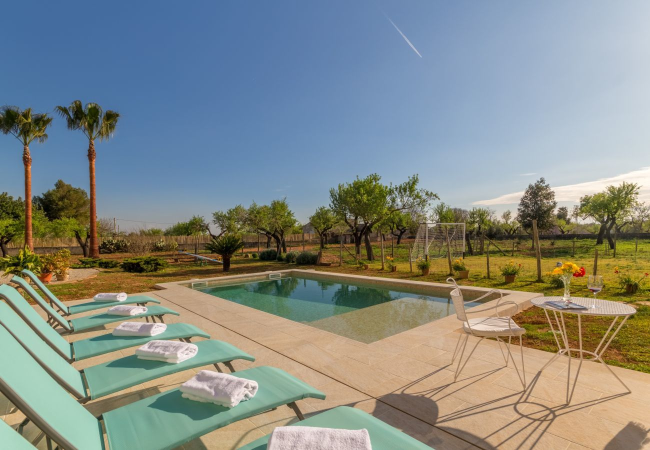Landhaus in Inca - Sa Tanqueta Rustica, Finca 5StarsHome Mallorca