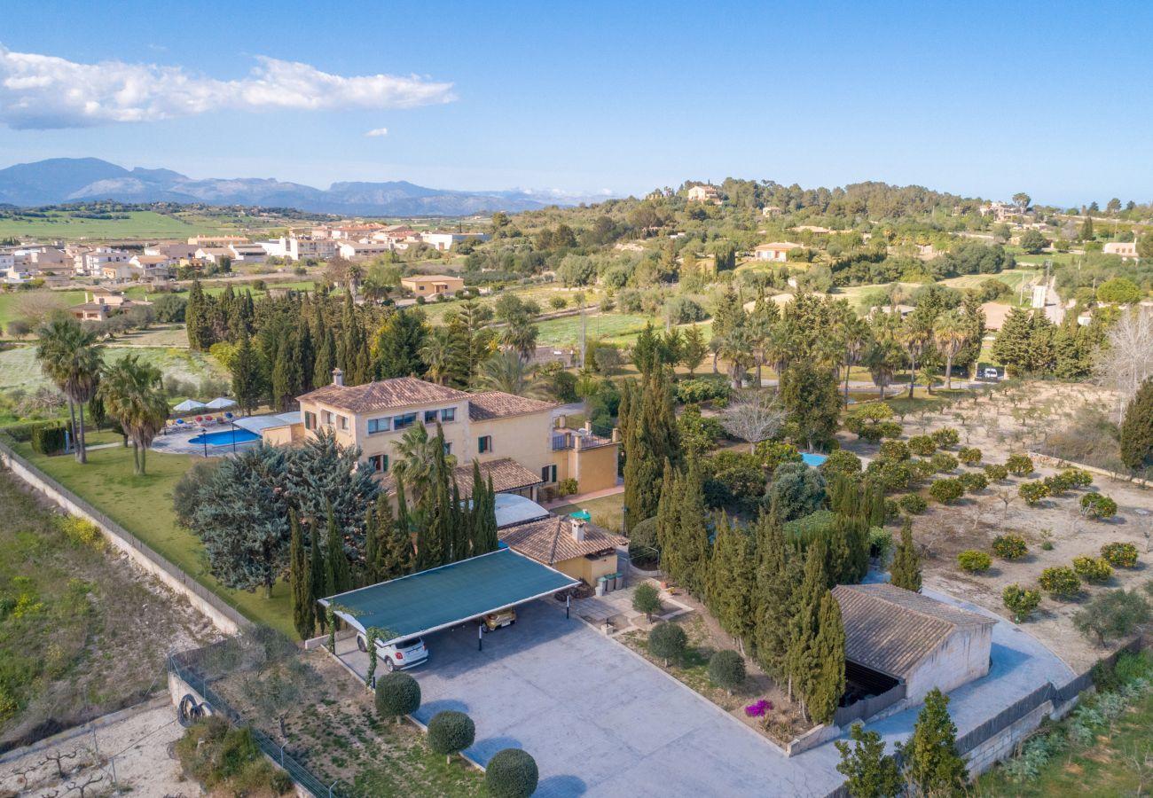 Landhaus in Santa Margalida - Finca Es Mal Pas, Santa Margarita 5StarsHome