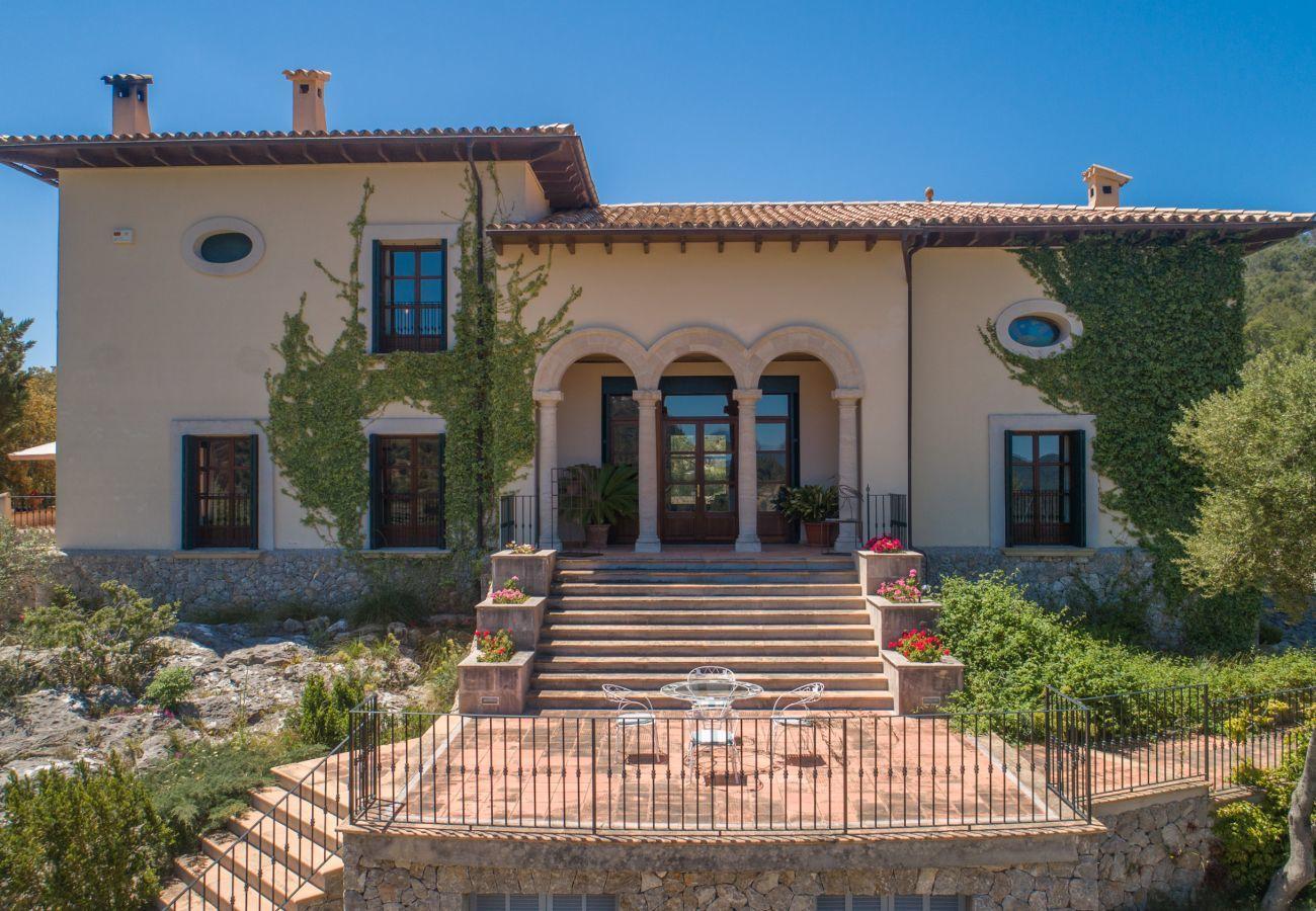 Villa in Puigpunyent - Vista Rey Sa Comuna, Finca 5StarsHome Mallorca