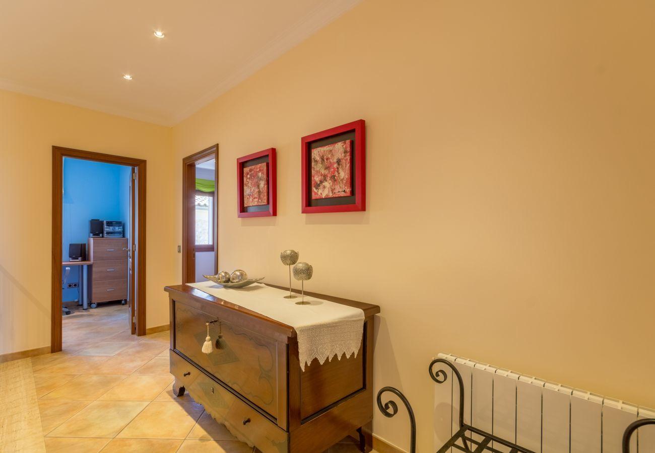Ferienhaus in Muro - Cas Padri, Town-House 5StarsHome Mallorca