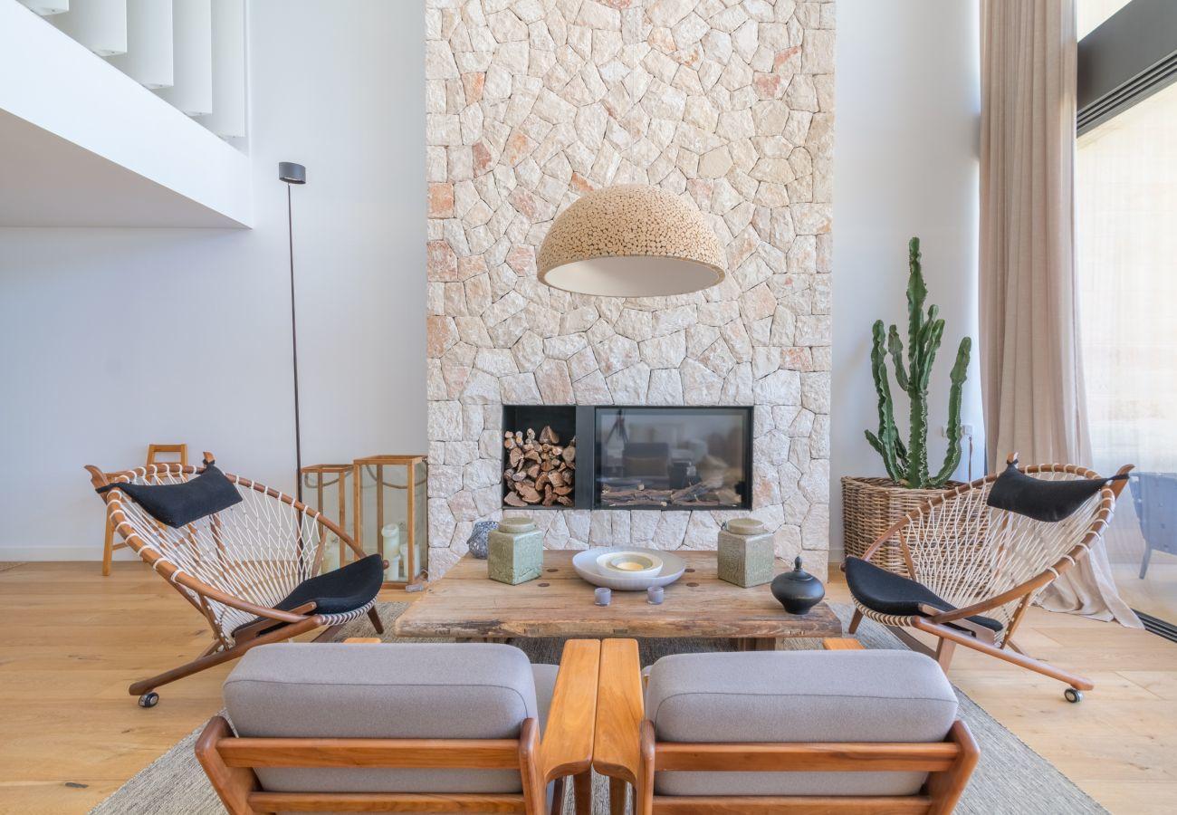 Villa in Colònia de Sant Jordi - Colonia Beach House, Villa 5StarsHome Mallorca
