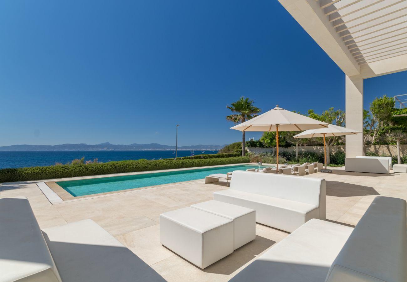 Villa in Son Verí Nou - Son Veri Front Bay, Villa 5StarsHome Mallorca
