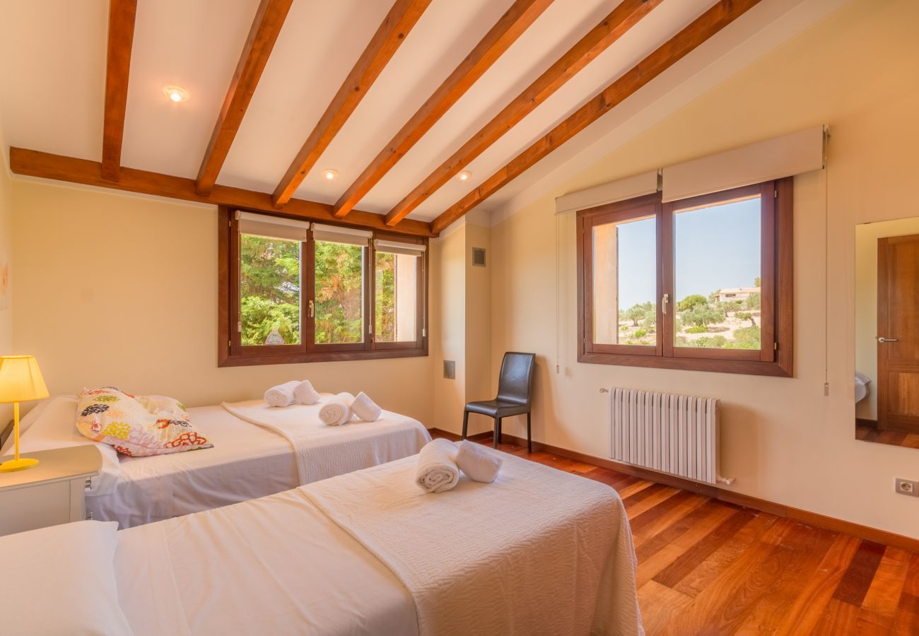Landhaus in Alcudia - Carros Bay Watch, Finca 5StarsHome Mallorca