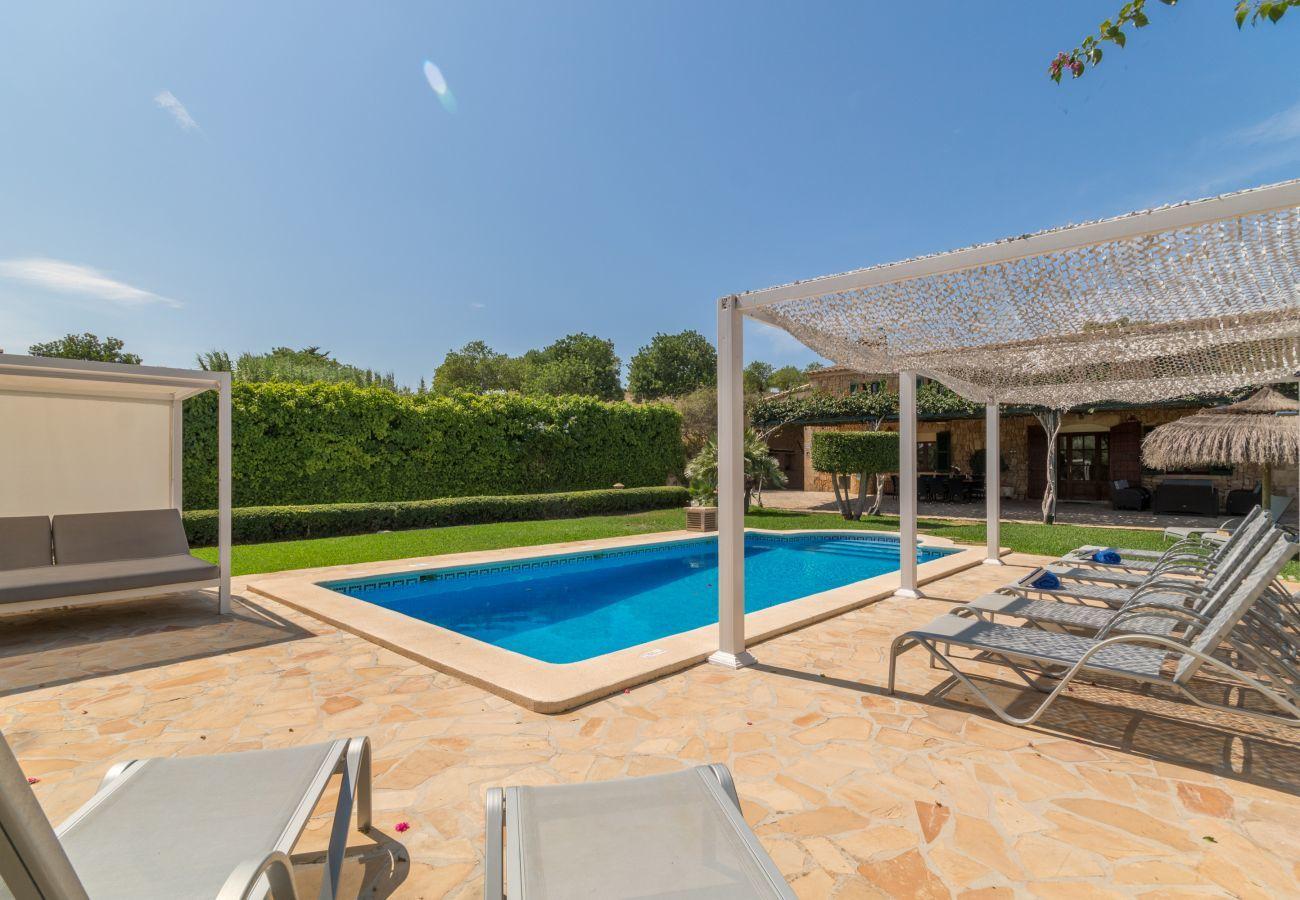 Finca in Santa Margalida - Es Rafal, Finca 5StarsHome Mallorca
