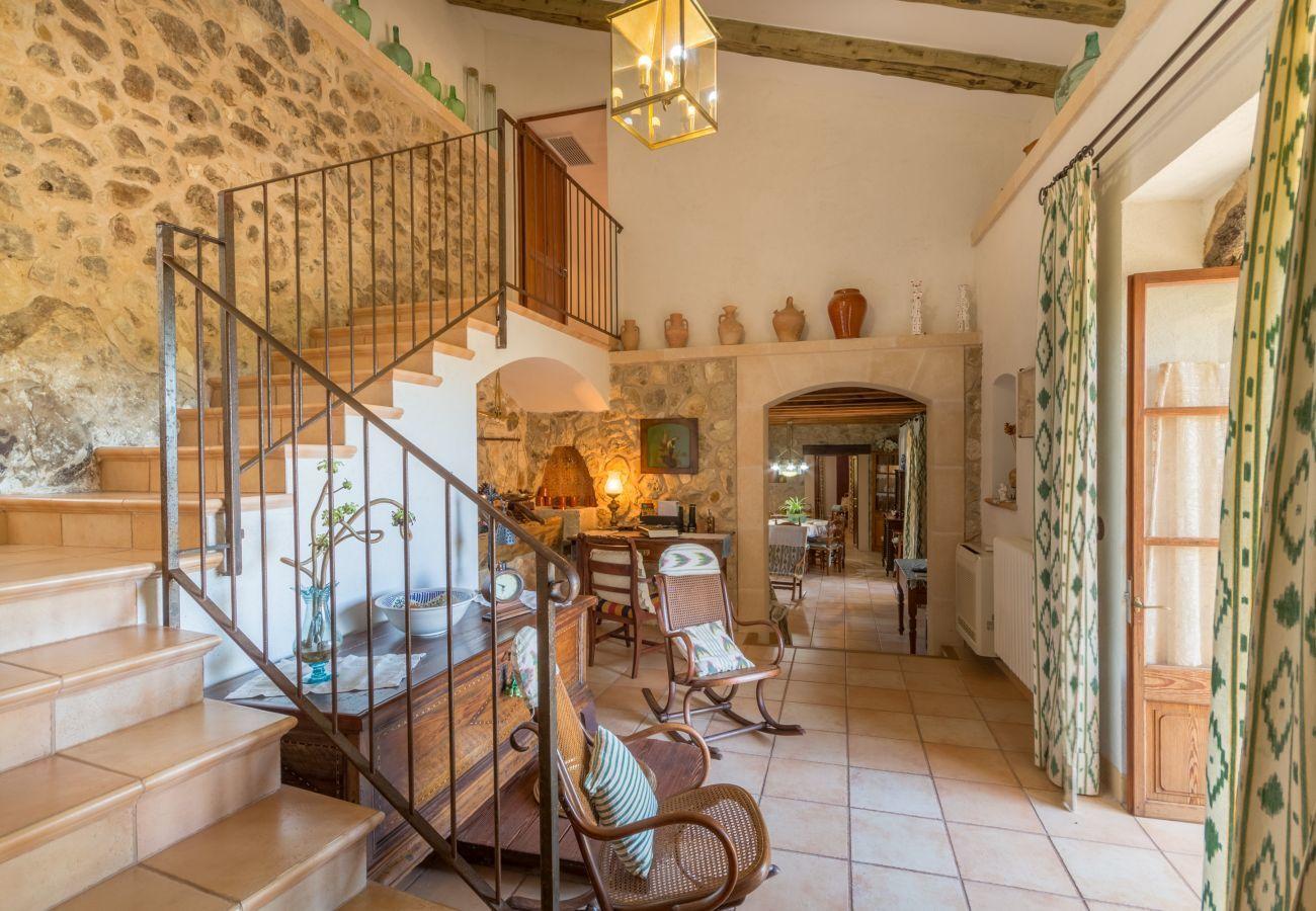 Landhaus in Sineu - Sineu Fangar, Finca Mallorca 5StarsHome