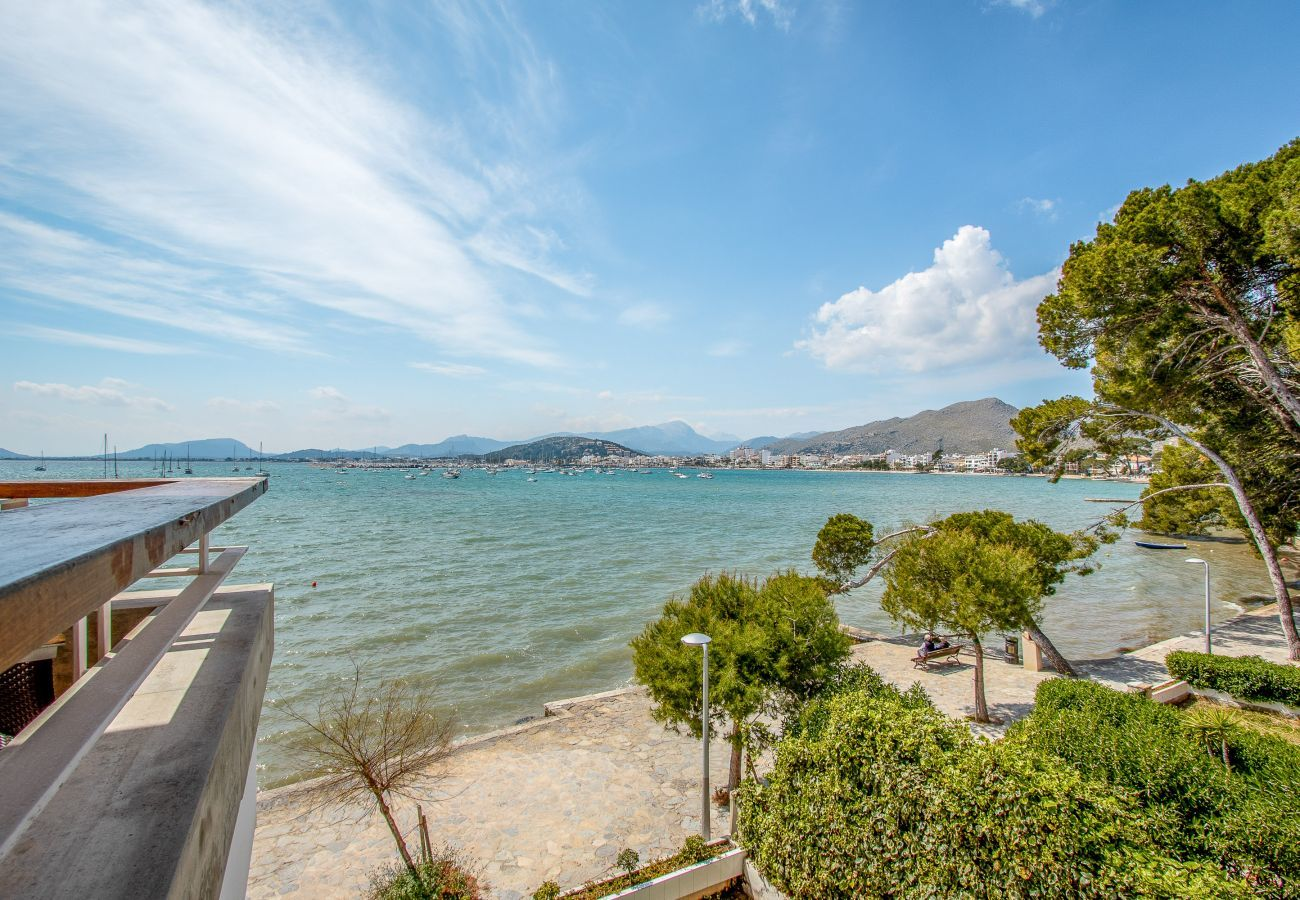 Ferienwohnung in Puerto Pollensa - Bellveure 1, Apartamento 5StarsHome Mallorca
