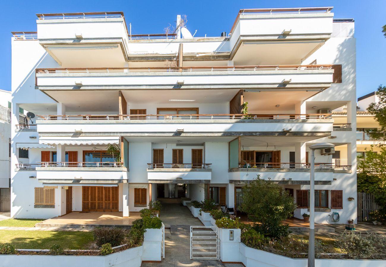 Ferienwohnung in Port de Pollença - Bellveure 2, Apartamento 5StarsHome Mallorca