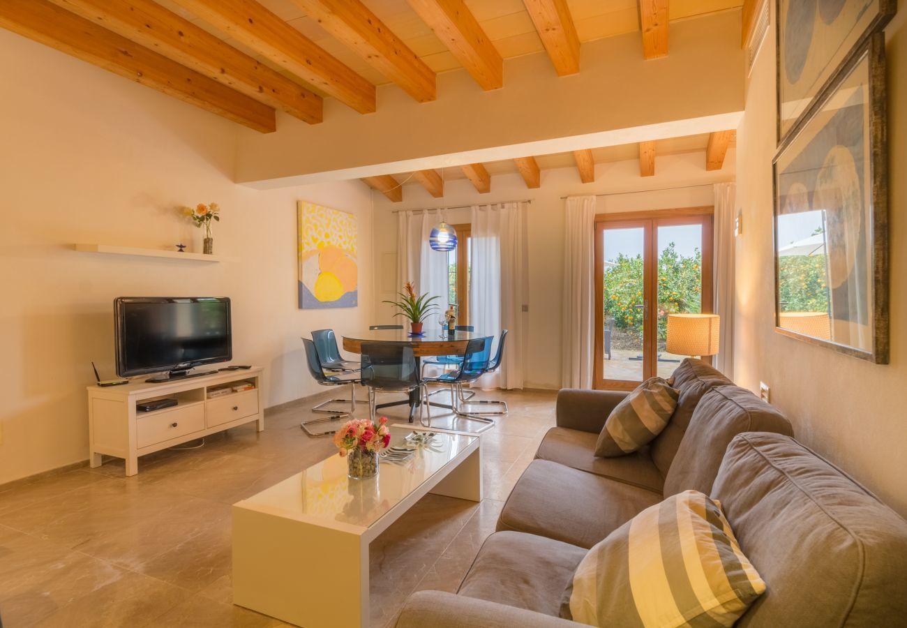 Finca in Buger - Son Ovens, Finca 5StarsHome Mallorca