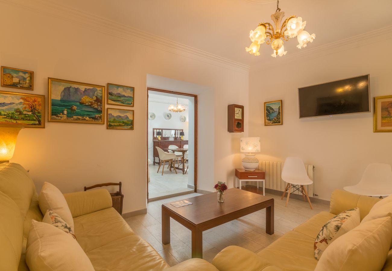 Ferienhaus in Capdepera - Pera Plaza, Villa 5StarsHome Mallorca