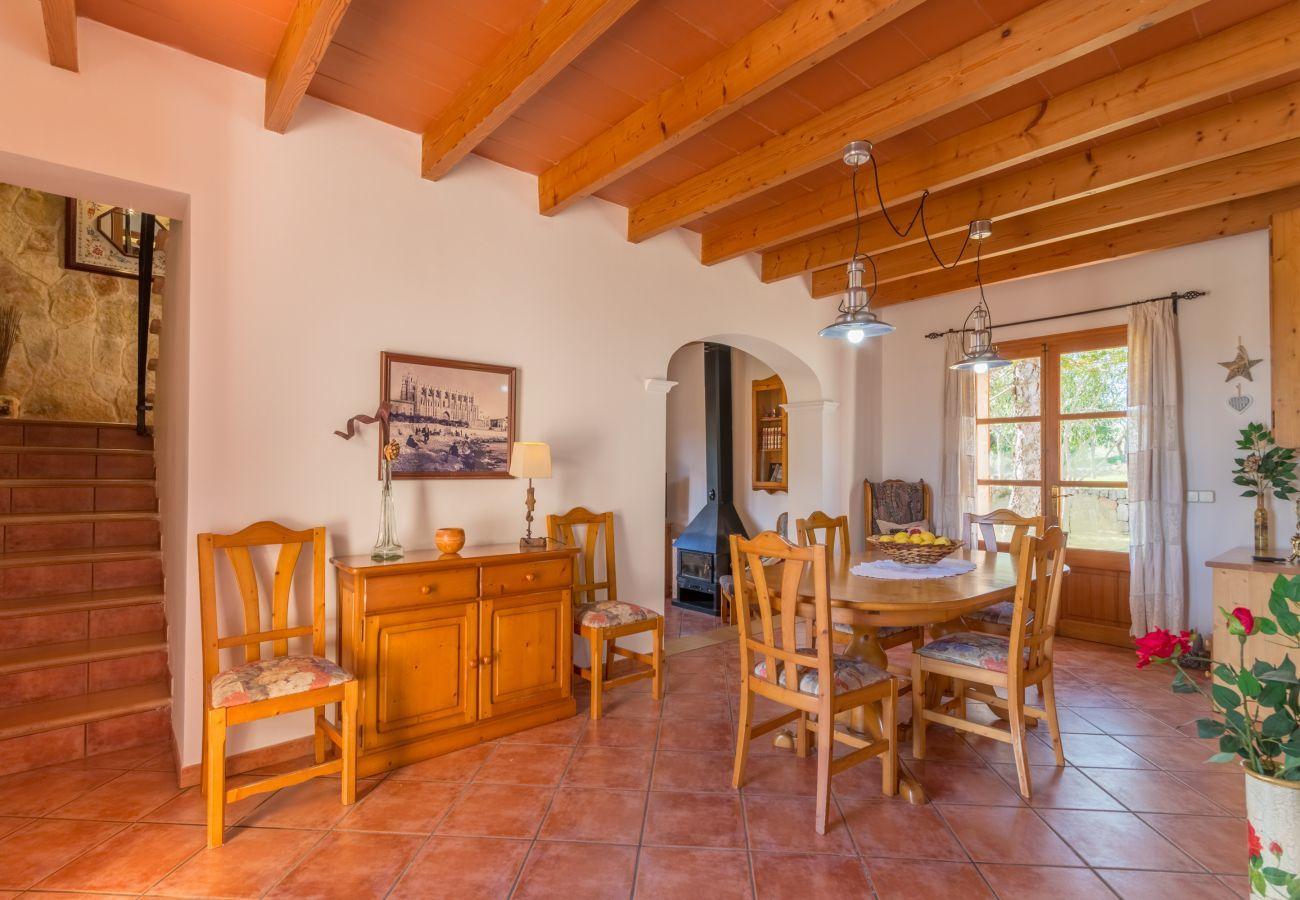 Villa in Alaro - Vanyols, Finca 5StarsHome Mallorca