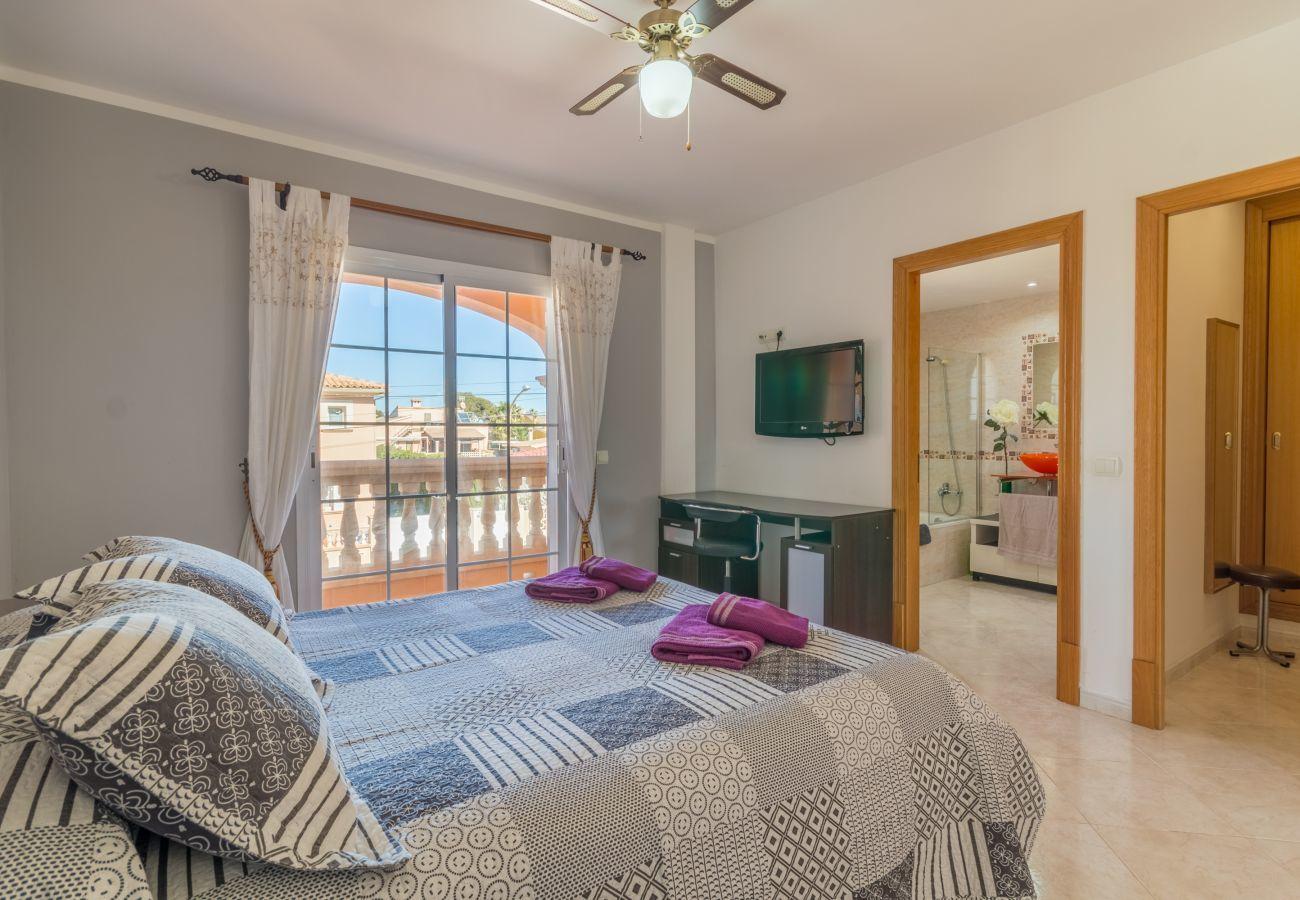 Ferienhaus in Bahía Grande - Bahia Xalana, House 5StarsHome Mallorca