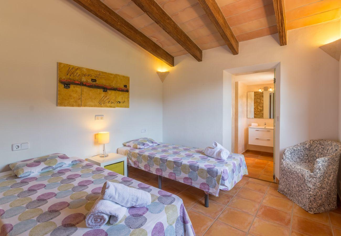 Villa in Sant Llorenç Des Cardassar - Can Amen, Finca 5StarsHome Mallorca