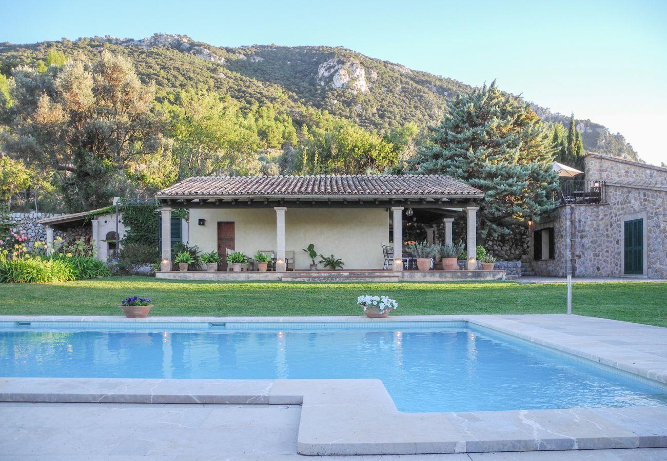Ferienhaus in Valldemossa - Son Beltran, House 5StarsHome Mallorca