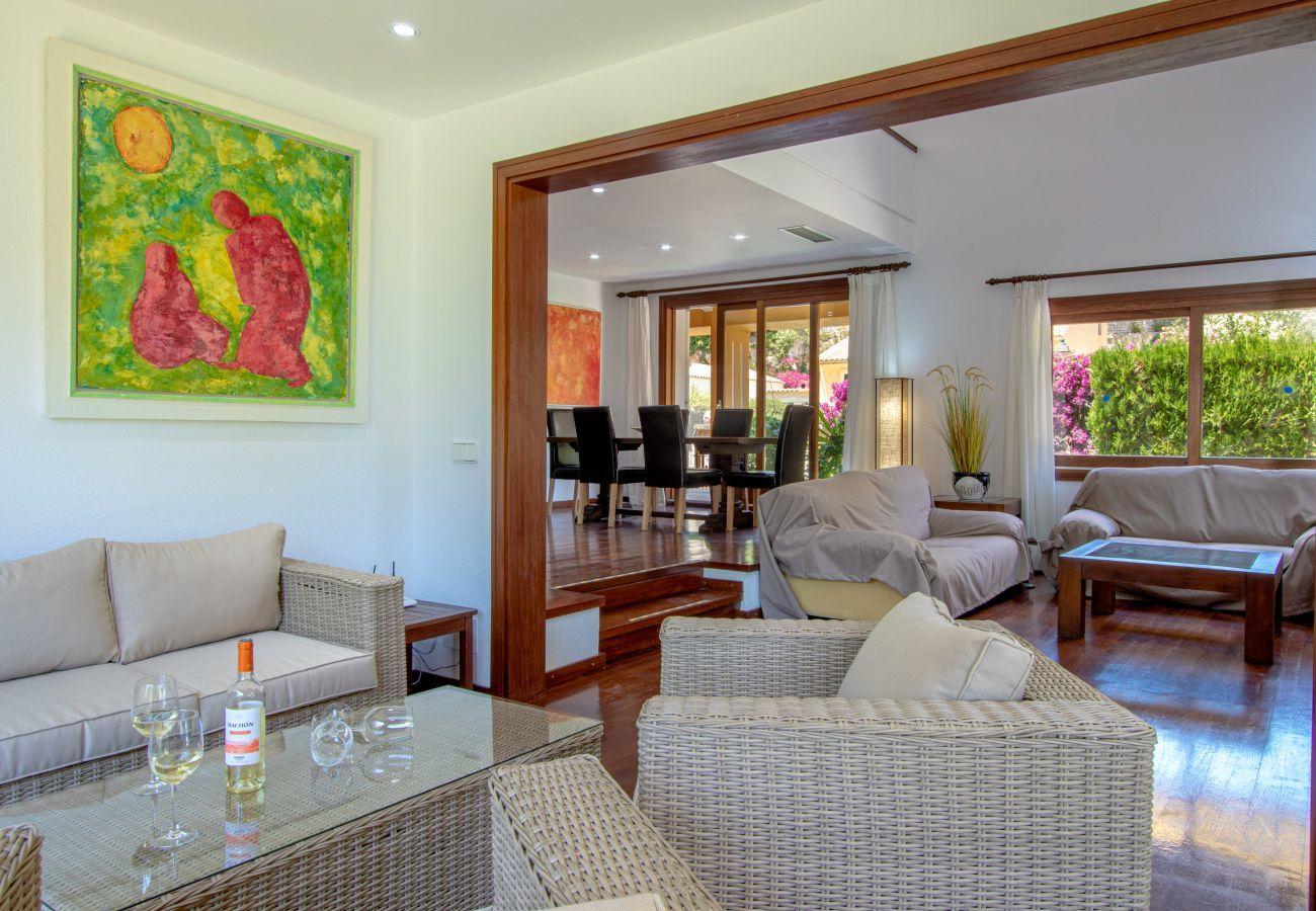 Ferienhaus in Cala Sant Vicenç - Form, Villa 5StarsHome Cala San Vicente