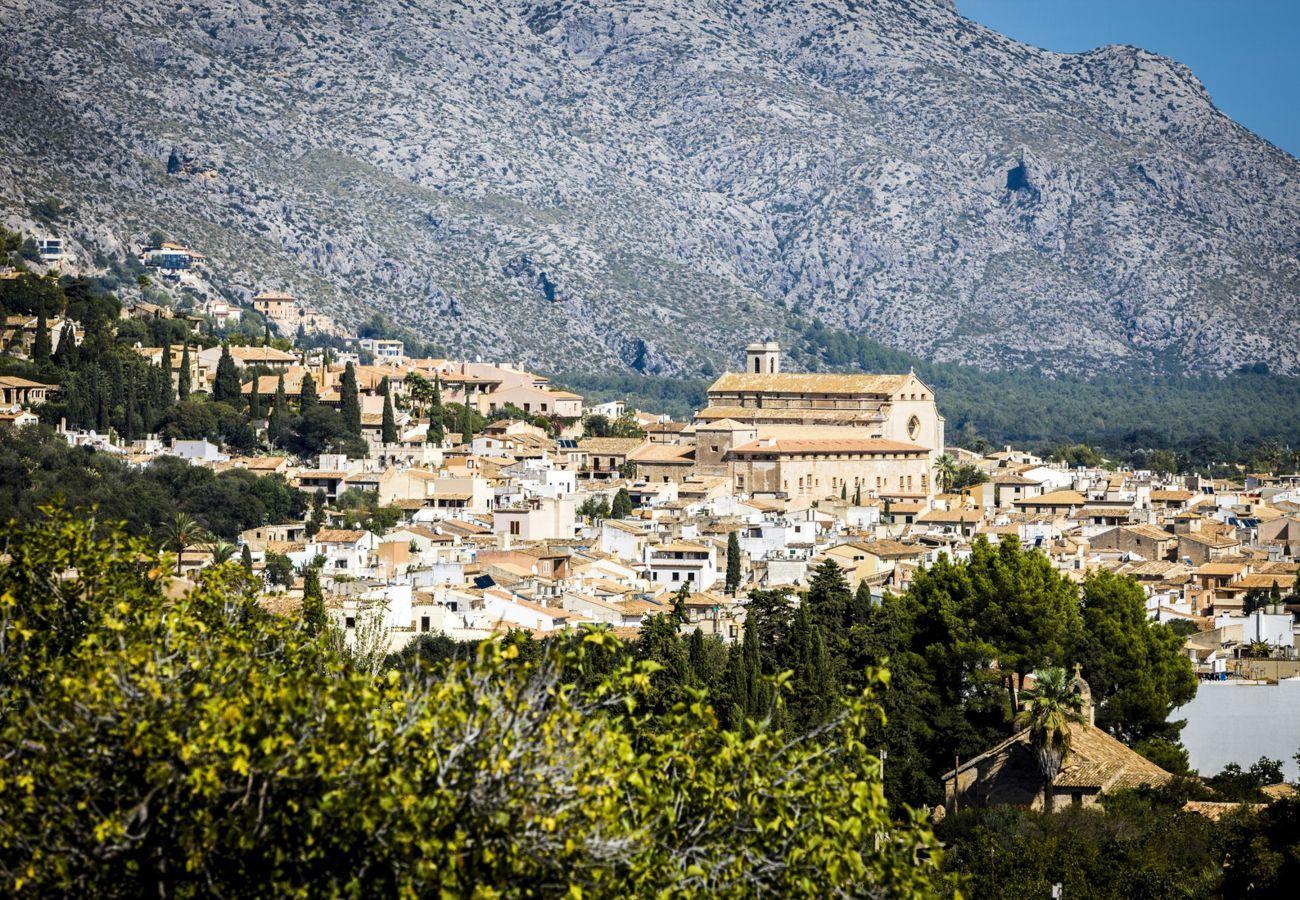 Landhaus in Pollensa / Pollença - Almondoi, Villa-Finca 5StarsHome Mallorca